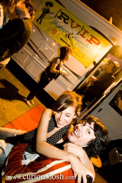 RVIP Lounge at LA Film Fest